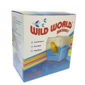 Wild World Lüks Kuş Banyoluğu 13,5 X 14,5 X...