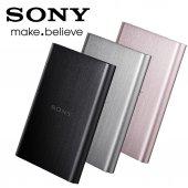 """Sony HD-E1B 1TB 2.5"""" Usb 3.0 Siyah Taşınabilir Disk"""