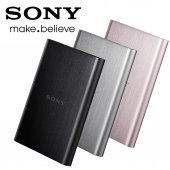 "Sony HD-E1B 1TB 2.5"" Siyah Taşınabilir Disk"