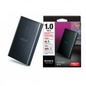 "Sony HD-E1B 1TB 2.5"" Siyah Taşınabilir Disk-2"