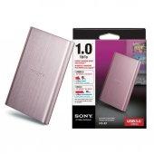 "Sony HD-E1B 1TB 2.5"" Siyah Taşınabilir Disk-3"