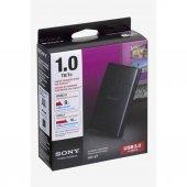 "Sony HD-E1B 1TB 2.5"" Siyah Taşınabilir Disk-5"