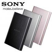 """Sony HD-E1B 1TB 2.5"""" Usb 3.0 Siyah Taşınabilir Disk-6"""