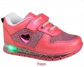 Pinokyo 222 Kız Çocuk Işıklı Spor Ayakkabı...