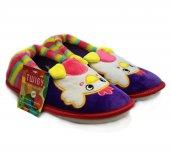 Twigy J0625 Kız Çocuk Panduf Terlik Ev Ayakkabısı 31 35 Numara