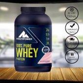 Multipower %100 Pure Whey Protein 900 Gr +  Hediyeli