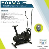 Dynamic R102N Eliptik Kondisyon Bisikleti Orbitrack Orbitroller-2