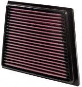K&n 2014 Ford Fıesta Vı Kutu İçi Perf. Hava...