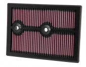 K&n 2014 Audı Q3 1.4l İnli Kutu İçi Perf. Hava Filtresi