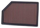 K&N  2010 VOLVO S80 4.4L İNLİ KUTU İÇİ PERF. HAVA FİLTRESİ