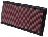 K&N  2007 AUDI Q7 4.2L V8 DİZEL KUTU İÇİ PERF. HAVA FİLTRESİ