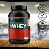 Optimum Gold Standard Whey Protein Tozu 908 Gr + H...