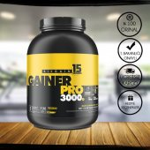 Biogain Gainer Pro (Karbonhidrat tozu) 3000 Gr + 2 Hediye