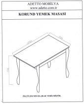 Korund Yemek Masası-3