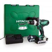 Hitachi Dv14dsdl 14.4volt 5.0ah Li İon Çift...