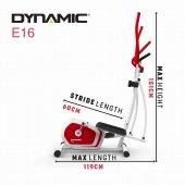 Dynamic E16 Manyetik Eliptik Kondisyon Bisikleti (Renk Seçiniz)-10