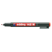 Edding E 142 M Asetat Kalemi Kırmızı 10 Lu Ed14202 (1 Paket 10 Adet)