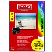 Tanex A4 Fotoğraf Kağıdı 150 Gr. 25 Li Fot...