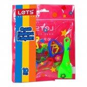 Lets Oyun Hamur Kalıpları 10 Parça L 8417