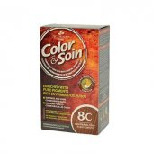 Color&Soin Organik Saç Boyası 8C Bakırlı Sarı-Copper Blond