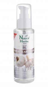 Natural Herbs Dökülen Güçsüz Sarımsaklı Arganlı Saç Serumu 100 Ml