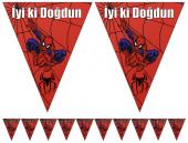 Spiderman Ultimate Flama Bayrak