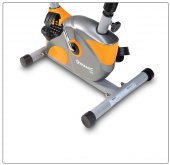 Dynamic 380 Manyetik Kondisyon Bisikleti  (Turuncu Gri)-3