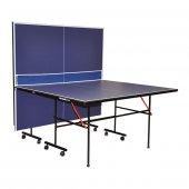 Dynamic Sport İndoor Masa Tenisi Masası - Ağdemir Set ve 2 Raket 3 Top Hediyeli - Kolay Kurulum-4