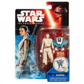 Star Wars The Force Awakens Figür Rey (Kar...