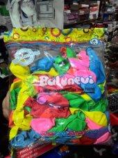 100 Adet Balon Rengarek Parti Ve Doğum Günü