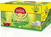 Doğuş Karadeniz Demlik Poşet Çay 100lü