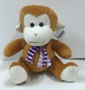30cm Sevimli Maymun Peluş Oyuncak,kaliteli...