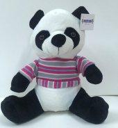 30cm Kazaklı Panda Peluş Oyuncak,kaliteli...