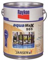 Jansen Aquamax 505 Hybrid Teknoloji 5 Lt Koyu Meşe