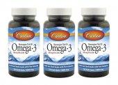 Carlson Omega3 Balık Yağı 1000mg 50 Kapsül 3 Adet ...