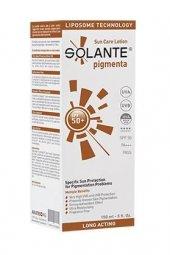 Solante Pigmenta Güneş Koruyucu Losyon Spf50 150ml...
