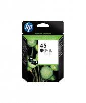 HP 51645A Black Mürekkep Kartuş (45)