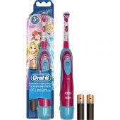 Oral B Stages Power Pilli Diş Fırçası Prenses