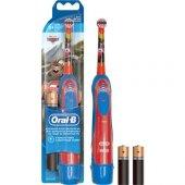 Oral B Stages Power Pilli Diş Fırçası Cars