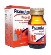 Pharmaton30Kapsül (Yeni Ambalajlı)-2