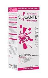 Solante Tele Rubor Güneş Koruyucu Losyon Spf50 150ml