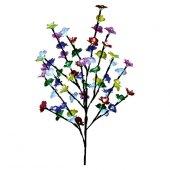 Gece Lambası Ledli Dekoratif Çiçek Dalları Gece Lambası Pilleriyle Beraber