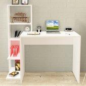 Kalender Dekor Rafael Çalışma Masası Beyaz-2
