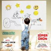 Agubugu Baby Akıllı Kağıt, Her Yer Yazı Tahtası...