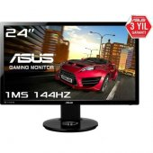 Asus Vg248qe 24 144hz 1ms (Dvı+hdmı+display) Full Hd Led Oyuncu Monitör