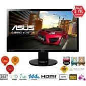 """Asus VG248QE 24"""" 144hz 1ms (DVI+HDMI+Display) Full HD LED Oyuncu Monitör-8"""