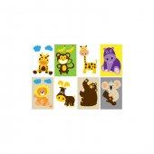 Sevimli Hayvanlar Tb 001 16,5x23 Cm