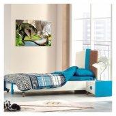 Dinozor Kanvas Tablo 50x70 cm-3