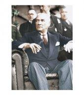 Atatürk 21 Kanvas Tablo 50x70 Cm