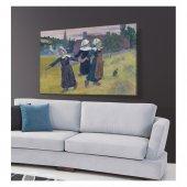 Breton Girls Dancing, Pont-Aven 50x70 cm-3